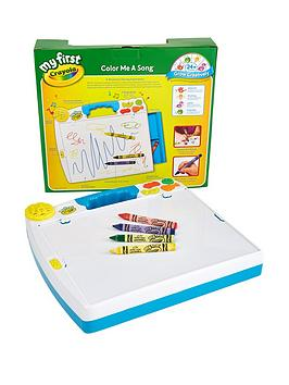 crayola-my-first-colour-me-song