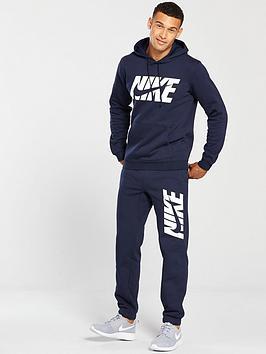 773700cbdcd7e7 Nike Sportswear Graphic Fleece Tracksuit