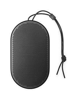 Bang & Olufsen   Beoplay P2 Wireless Portable Speaker - Black
