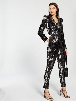 v-by-very-sequin-tux-jumpsuit-black