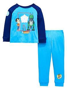 rusty-rivets-rusty-rivets-boys-2-piece-jersey-and-bottoms-pyjamas-set-multi