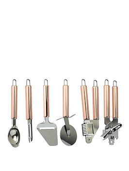 Apollo   6-Piece Kitchen Gadget Set &Ndash; Rose Gold