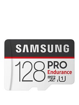 Samsung Samsung Pro Endurance Microsdhc With Sd Adapter 128Gb Memory Card  ... Picture