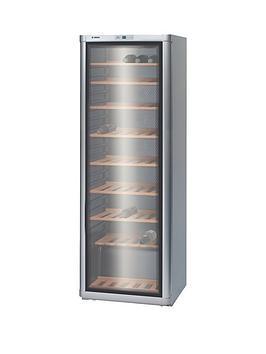 bosch-serie-4nbspksw30v81gb-60cm-freestanding-wine-cooler-stainless-steel