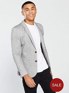 river-island-space-dye-blazer