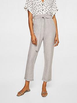 mango-paperbag-trouser-light-grey