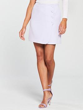v-by-very-a-line-scalloped-trimnbspbutton-skirt-purple