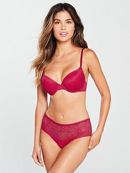 wonderbra-fabulous-feel-shortynbsp--rednbsp