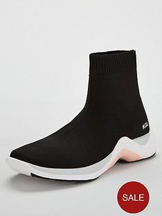 kurt-geiger-london-kurt-geiger-london-linford-sock-black-fabric-trainer