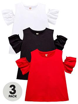 v-by-very-girls-3-pack-cold-shoulder-tops