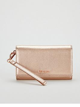 ted-baker-holli-textured-french-purse-rose-gold