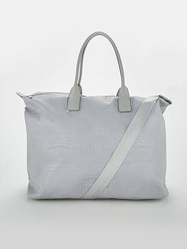 ted-baker-ted-baker-cressie-reflective-large-nylon-tote-bag