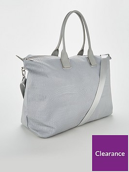 391c4155ae342 ... Ted Baker Cressie Reflective Large Nylon Tote Bag. View larger