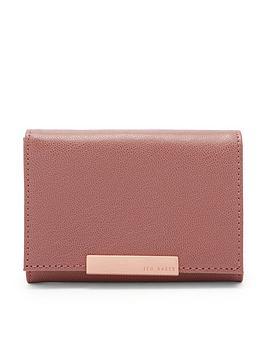 ted-baker-rana-textured-mini-purse-pink