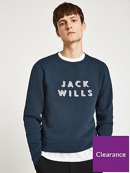 jack-wills-mens-brayton-graphic-crew-sweat-navy