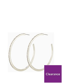v-by-very-arla-rhinestone-hoop-earrings-silver