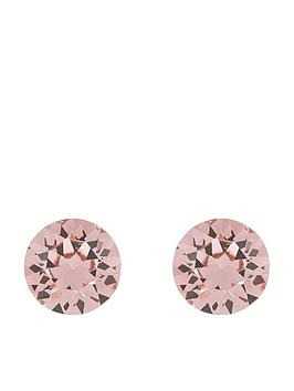 accessorize-sparkle-stone-stud-earring--nbsprose-goldnbsp