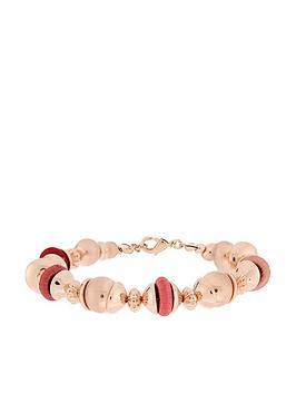 accessorize-mocha-luxe-bracelet-pack-pink