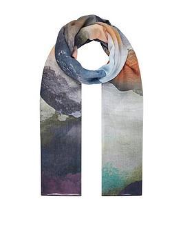 accessorize-portofino-landscape-scarf