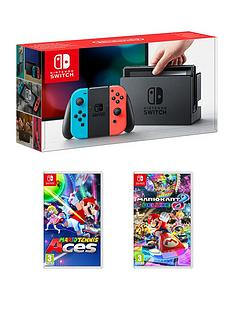 nintendo-switch-console-with-mario-kart-8-and-mario-tennis-aces