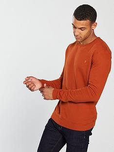 farah-pickewell-garment-wash-sweatshirt
