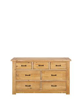 albion-solid-pine-4-3-drawer-chest