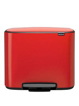 brabantia-bo-36-litre-pedal-bin-ndash-passion-red