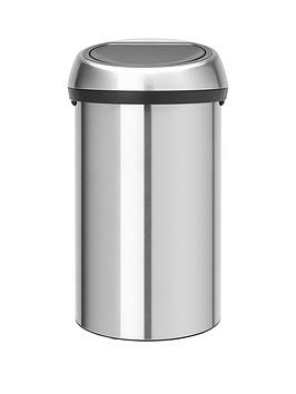 brabantia-60-litre-touch-bin