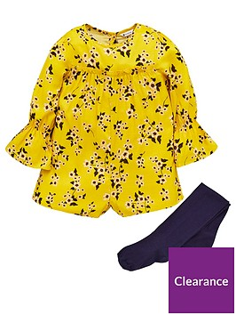 mini-v-by-very-girls-floral-print-playsuitnbspand-tights-outfit-yellow
