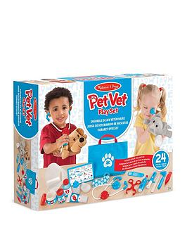 Melissa & Doug Melissa & Doug Examine & Treat Pet Vet Play Set Picture
