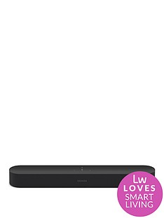 sonos-beam-compact-smart-soundbar-with-amazon-alexanbspvoice-control-black