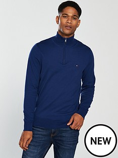 tommy-hilfiger-14-zip-jumper