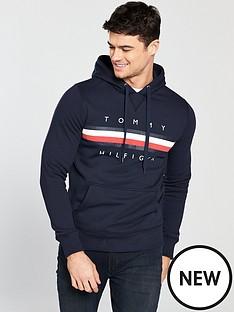 tommy-hilfiger-stripe-logo-hoody