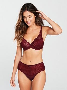playtex-flower-elegance-underwired-bra-bordeaux-red