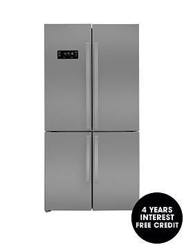 beko-gn1416221zx-91cmnbspwide-total-no-frost-4-door-american-style-fridge-freezer-stainless-steel