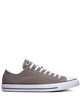 Converse Converse Chuck Taylor All Star Ox - Charcoal/White Picture