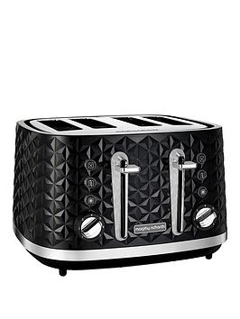 Morphy Richards Morphy Richards Vector 4 Slice Toaster Black Picture