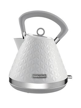 Morphy Richards Morphy Richards Vector Pyramid Kettle - Available In 2  ... Picture