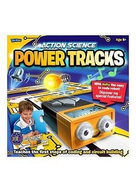 John Adams John Adams Power Tracks Picture