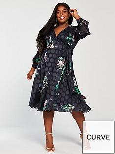 coast-curve-poppy-jacquard-dress