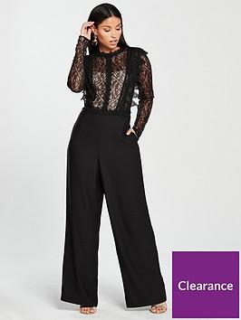 coast-evie-lace-jumpsuit-black