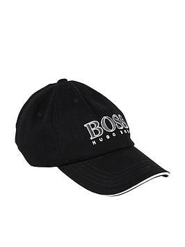 boss-boys-logo-cap-black