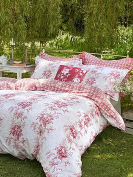Cabbages & Roses Cabbages & Roses Charlotte Duvet Cover Picture