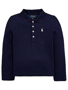 ralph-lauren-girls-long-sleeve-classic-polo-shirt-navy