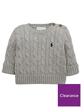 ralph-lauren-baby-boys-classic-cable-knit-jumper-grey-heather