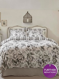 cabbages-roses-paris-rose-cotton-percale-duvet-covernbsp