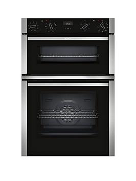 NEFF Neff U1Ace2Hn0B 60Cm Built-In Oven With Circotherm&Reg; - Stainless  ... Picture