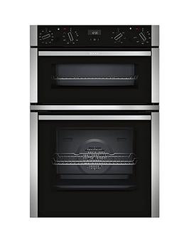 NEFF Neff U1Ace5Hn0B 60Cm Built-In Double Oven With Circotherm&Reg; -  ... Picture