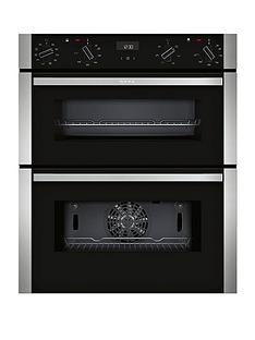 neff-j1ace4hn0bnbsp60cm-built-under-double-oven-with-circothermreg-stainless-steel