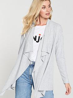 v-by-very-rib-slouchy-cardigan